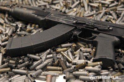 MAGPUL  PMAG® 30 AK/AKM MOE®, 7.62×39 Magazine-MAG572-BLK