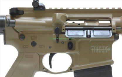 LWRC Tricon MK6 FDE