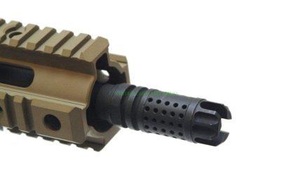 american defense griffin armament flash compensator