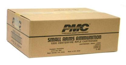 Bulk 1000 round case .223 Rem. 55 gr ammo For Sale