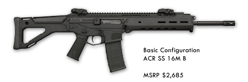 Bushmaster ACR Basic (Adaptive Combat Rifle)