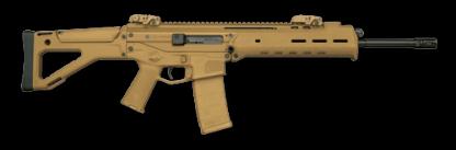 Bushmaster ACR Coyote Brown