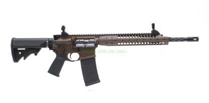 LWRC M6 IC-A5 Patriot Brown