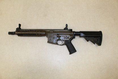 LWRC M6 IC A5 SBR Patriot Brown