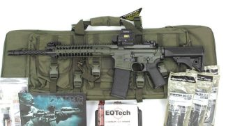LWRC M6 IC OD Green Eotech Package Deal