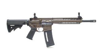 LWRC SIX8-A5 SBR Patriot Brown