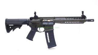 LWRC SIX8-A5 SBR OD Green