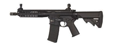 """LWRC M6 IC-A5 SBR 10.5"""" Black"""