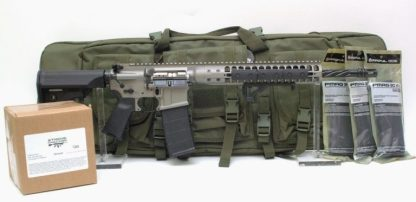 LWRC IC DI Gun Metal Grey Ammo Package Deal