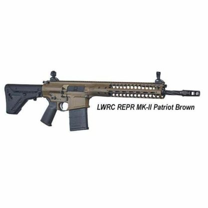 LWRC REPR MK-II Patriot Brown, in Stock, For Sale