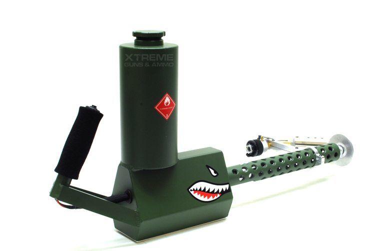 XM42 Flamethrower, XM42 Flamethrower Gen 3 OD Green For Sale Online