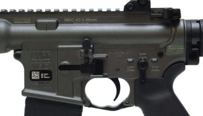 LWRC IC-A5 Tungsten