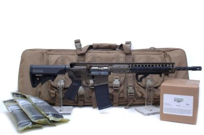 LWRC IC DI Patriot Brown Ammo Package Deal