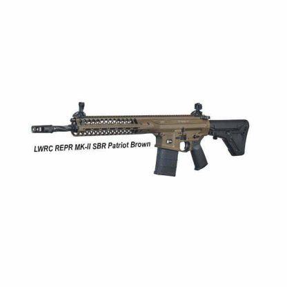 LWRC REPR MK-II SBR Patriot Brown , in Stock, For Sale