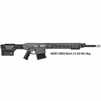 NEMO Arms OMEN Match 3.0 200 Win Mag, OMENM-G322, 856458004806, in Stock, For Sale