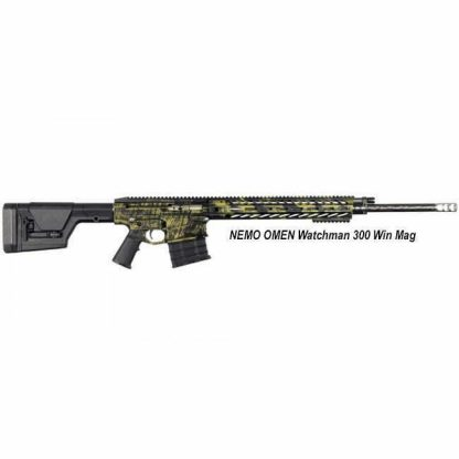 NEMO Arms OMEN Watchman 300 Win Mag, OMENW-G324CF, 856458004790, in Stock, For Sale