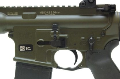 LWRC IC-A5 OD Green California Compliant