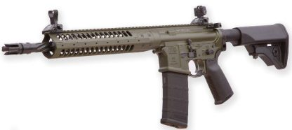 LWRC IC SPR OD Green California Legal