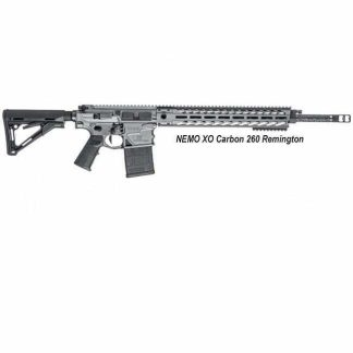 NEMO XO Carbon 260 Remington, XO260-20CF, 856458004844, in Stock, For Sale