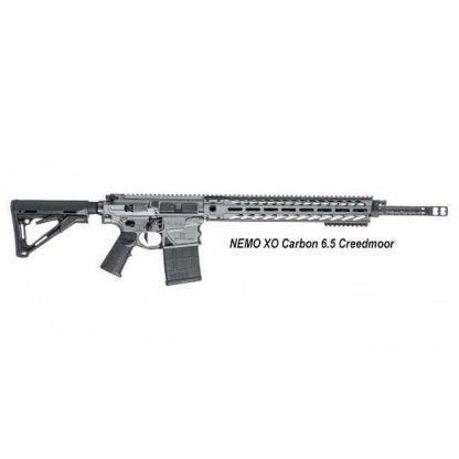 NEMO Arms XO Carbon 20 inch 6.5 Creedmoor, XO65CM-20CF, 856458004837, in Stock, For Sale