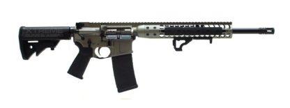LWRC IC DI 300 Blackout Gun Metal Grey California Legal