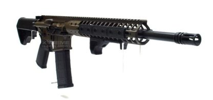 LWRC IC DI 300 Blackout Patriot Brown