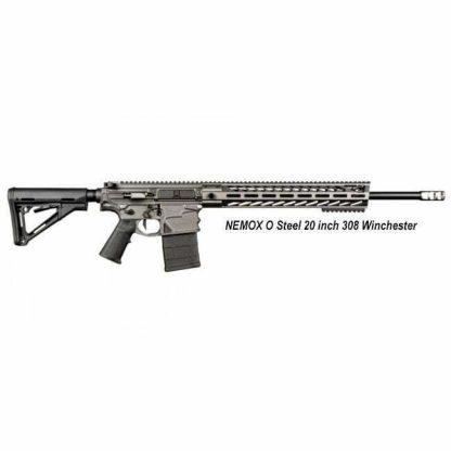 NEMO XO Steel 20 inch .308 Winchester, XO308-20SS, 856458004950, in Stock, For Sale