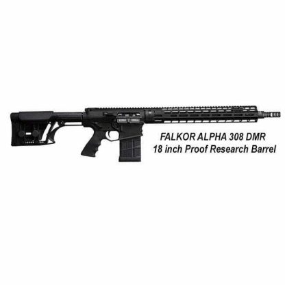 FALKOR ALPHA 308 DMR 18 inch Proof Research Barrel, Grey, in Stock, For Sale