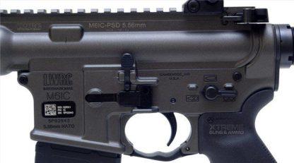 LWRC IC-PSD Pistol Tungsten