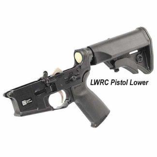 LWRC Pistol Lower, Complete, in Stock, For Sale