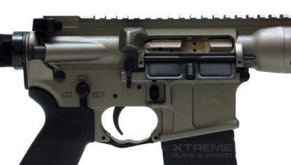 LWRC IC DI Pistol M-LOK Gun Metal Grey