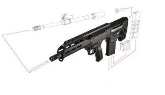 DESERT TECH MDR 308 Conversion Kit