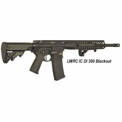 LWRC IC DI 300 Blackout, in Stock, For Sale