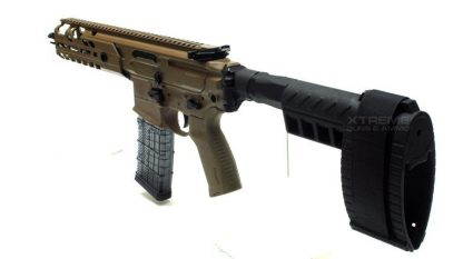 SIG MCX VIRTUS Pistol FDE 300 Blackout