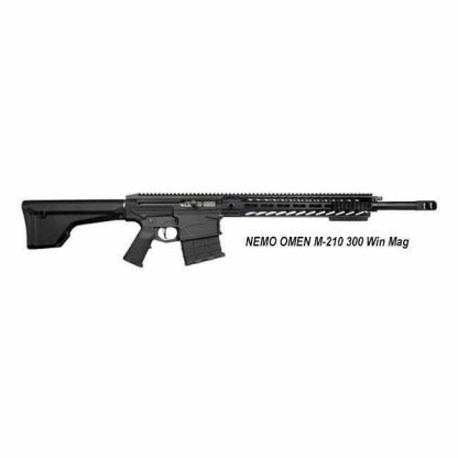 NEMO Arms OMEN M-210 300 Win Mag, OMEN-M210, 866280000464, in Stock, For Sale