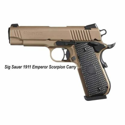 Sig Sauer 1911 Emperor Scorpion Carry, 45ACP 798681504138, in Stock, For Sale