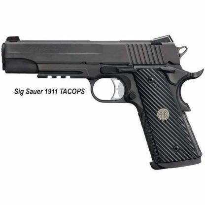 Sig Sauer 1911 TACOPS, 798681426409, in Stock, For Sale