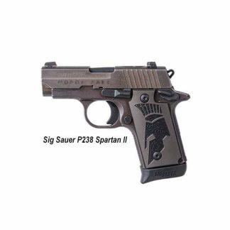 Sig Sauer P238 Spartan II, Sig P238 Spartan II Micro-Compact, 238-380-SPARTANII, 798681605132