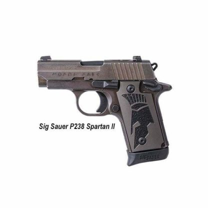Sig Sauer P238 Spartan II, 798681605132, in Stock, For Sale