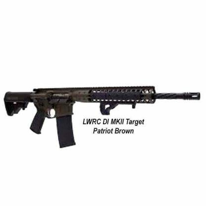 LWRC IC-DI MK II Target Patriot Brown, in Stock, For Sale