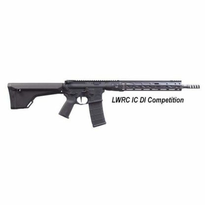 LWRC IC DI Competition, in Stock, For Sale