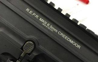 LWRC REPR MK-II 6.5 Creedmoor Tungsten
