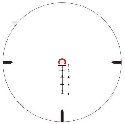 SIG Sauer TANGO6 1-6x24 300 Blackout Horseshoe Dot