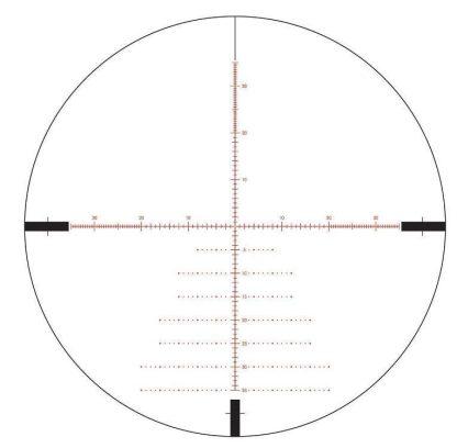 VORTEX RAZOR HD GEN II 3-18x50 EBR-2C (MRAD)