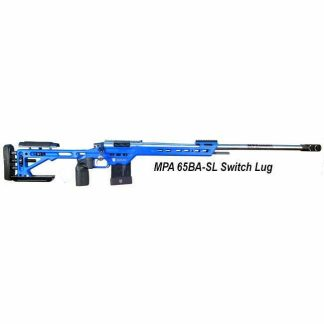 MPA 65BA-SL BA Competition Rifle Folding Stock (Switch Lug), in Stock, For Sale