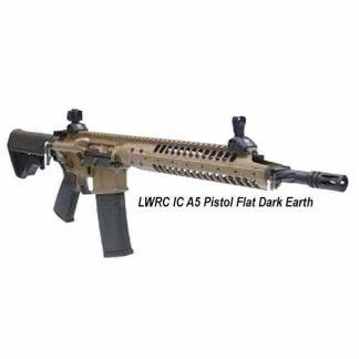 LWRC IC A5 Pistol FDE, in Stock, For Sale