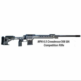 MPA 6.5 Creedmoor/308 BA Competition Rifle, in Stock, For Sale