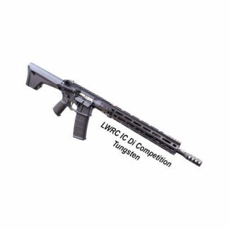 LWRC IC DI Competition, Tungsten. in Stock, For Sale