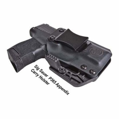 Sig Sauer P365 Appendix Carry Holster, 191107057933, in Stock, For Sale