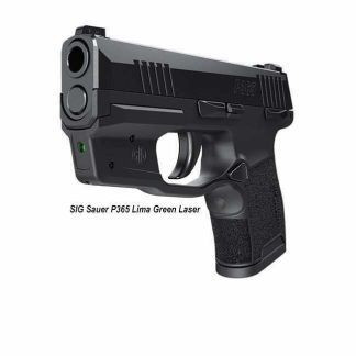 Sig Sauer P365 Lima Green Laser, SOL36502, 798681591381, in Stock, For Sale